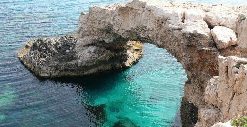 Интересные места Айя-Напы - пещеры мыса Греко