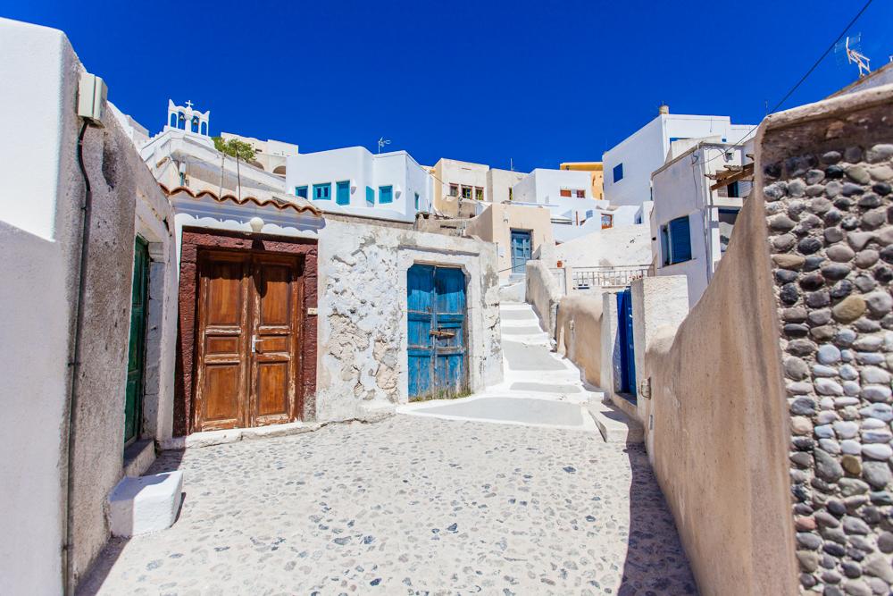 Греция санторини достопримечательности