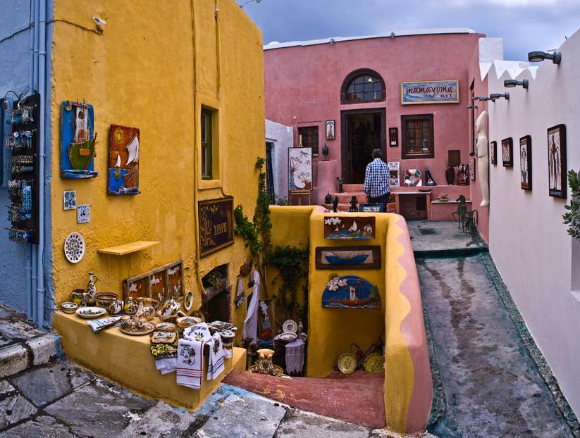 Что посмотреть на Санторини: известные достопримечательности Санторини