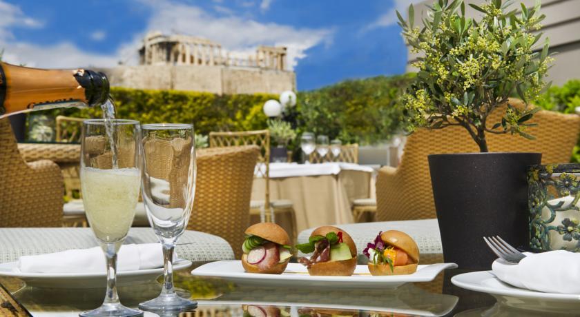 Забронировать Divani Palace Acropolis (Анафиотика, Афины)