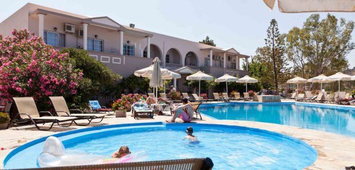 Georgioupolis Beach Hotel (Георгиуполис, о. Крит)