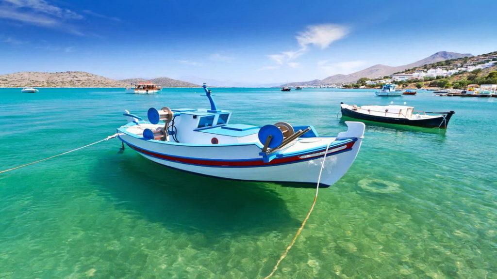 Отдых в Георгиуполисе (о. Крит, Греция)