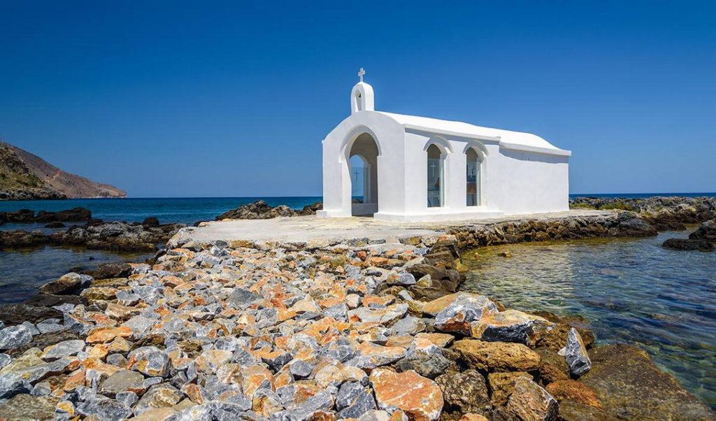 Часовня Святого Николая (Георгиуполис, о. Крит)