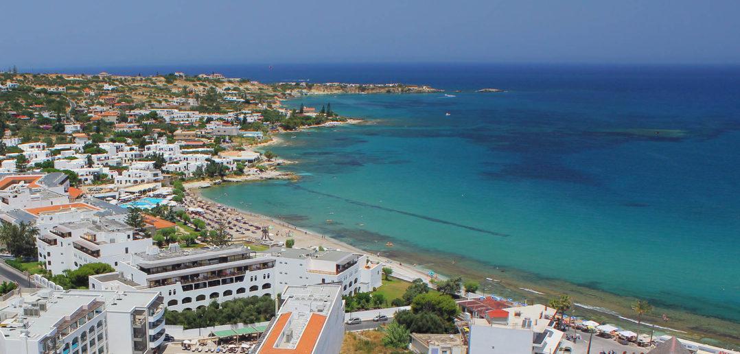 Отдых в Херсониссосе (Крит, Греция)