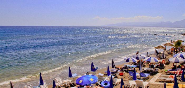 Лучшие пляжи Херсониссоса, Крит, Греция