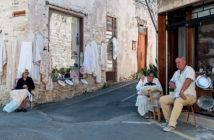 Льняные скатерти с кружевом (Лефкара, Кипр)
