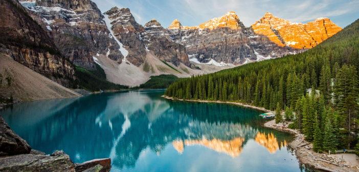 Озеро Морейн: экскурсии [year], достопримечательности