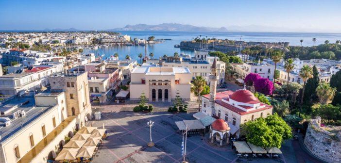 Остров Кос (Греция) - где остановиться