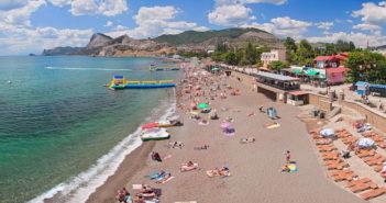 Морское, Крым - отдых, отели, пляжи
