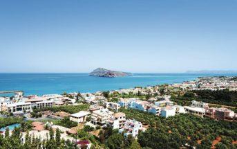 Курорт Платаньяс, остров Крит, Греция