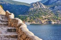 Тропа Голицына, Крым: как добраться, маршрут, экскурсии