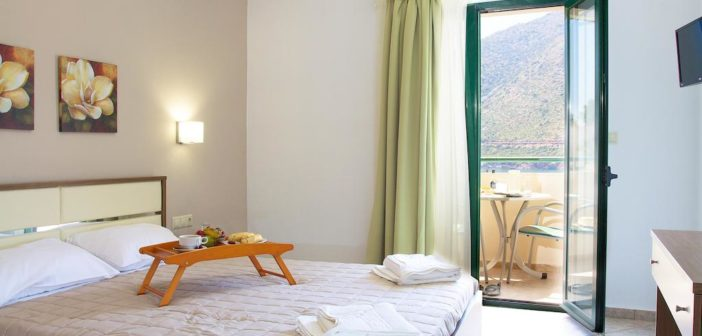 Amalia Apartments (Бали, о. Крит)