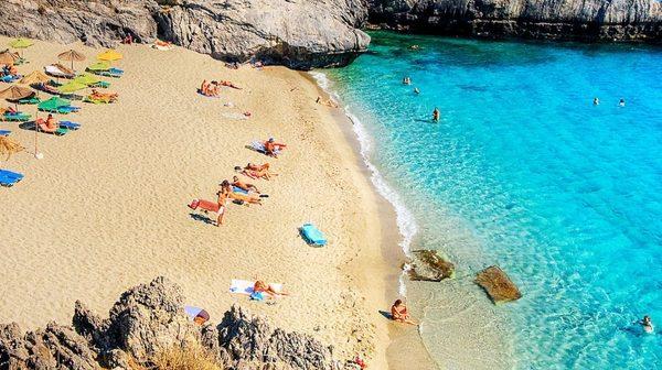 Отдых в Бали (остров Крит, Греция)