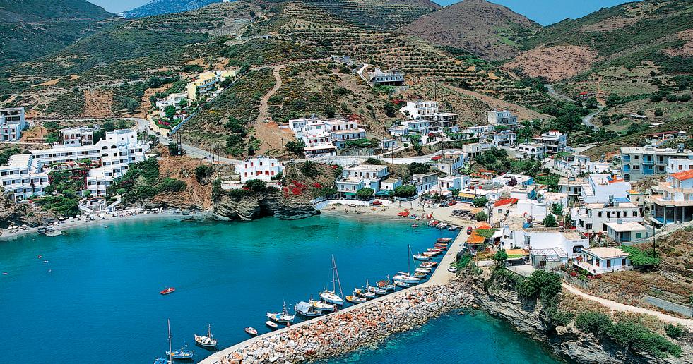 Лучшие отели в Бали (Крит, Греция)