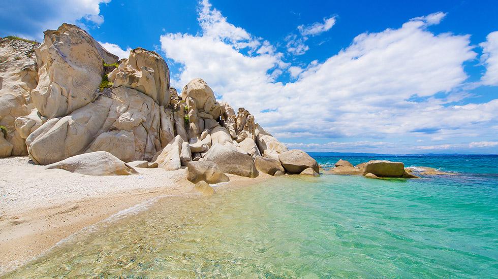 Отдых на Халкидики - пляжи, отели, развлечения