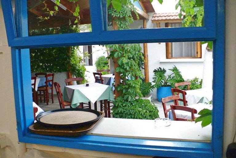 Бары и рестораны Георгиуполиса (Крит, Греция)