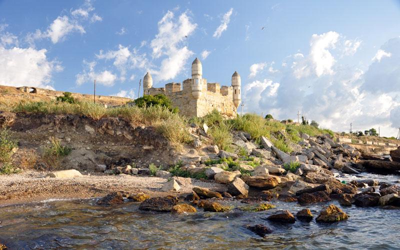 Крепость Ени-Кале, Керчь, Крым