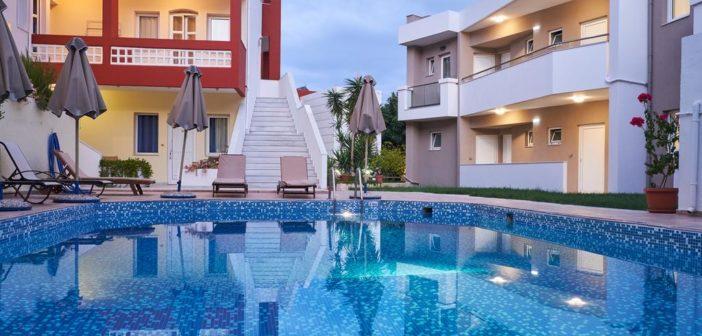 Troulis Apart-Hotel (Бали, о. Крит)
