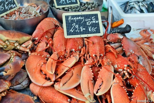 Морепродукты - еда #1 в Нормандии!