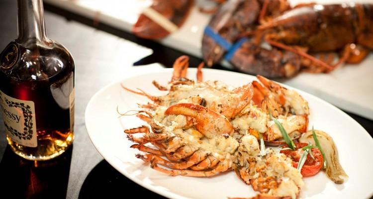 Кухня Нормандии, морепродукты и омары, Франция