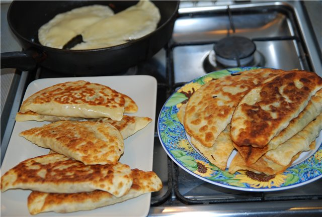 Сканцы, Карелия — рецепт приготовления