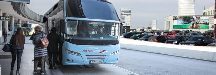 Как добраться из аэропорта Вены в центр - общественный транспорт