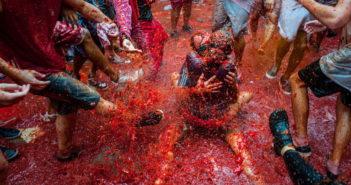 Фестиваль Томатина (La Batallа del Tomate) — программа и даты проведения
