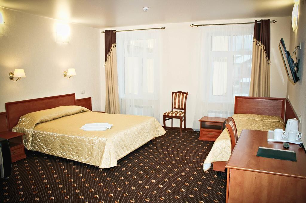Где остановиться в Великом Устюге: отель Двина