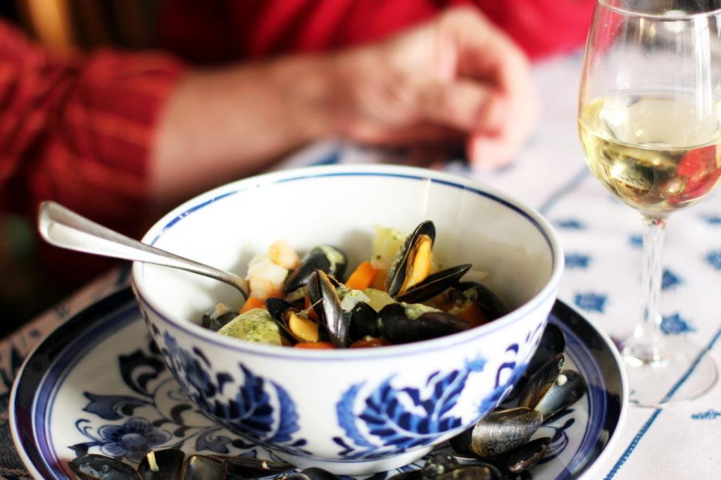 Что попробовать в Бретани из морепродуктов