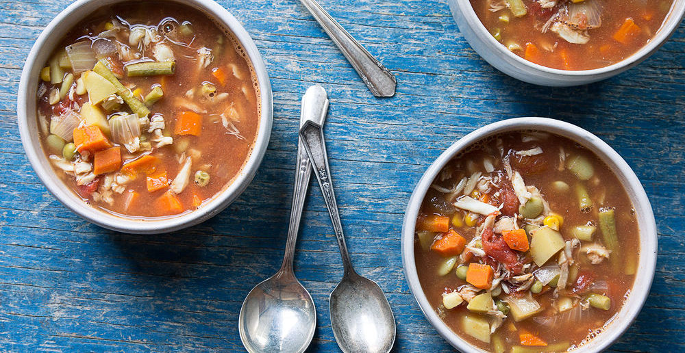 Традиционная кухня Бретани - крабовый суп