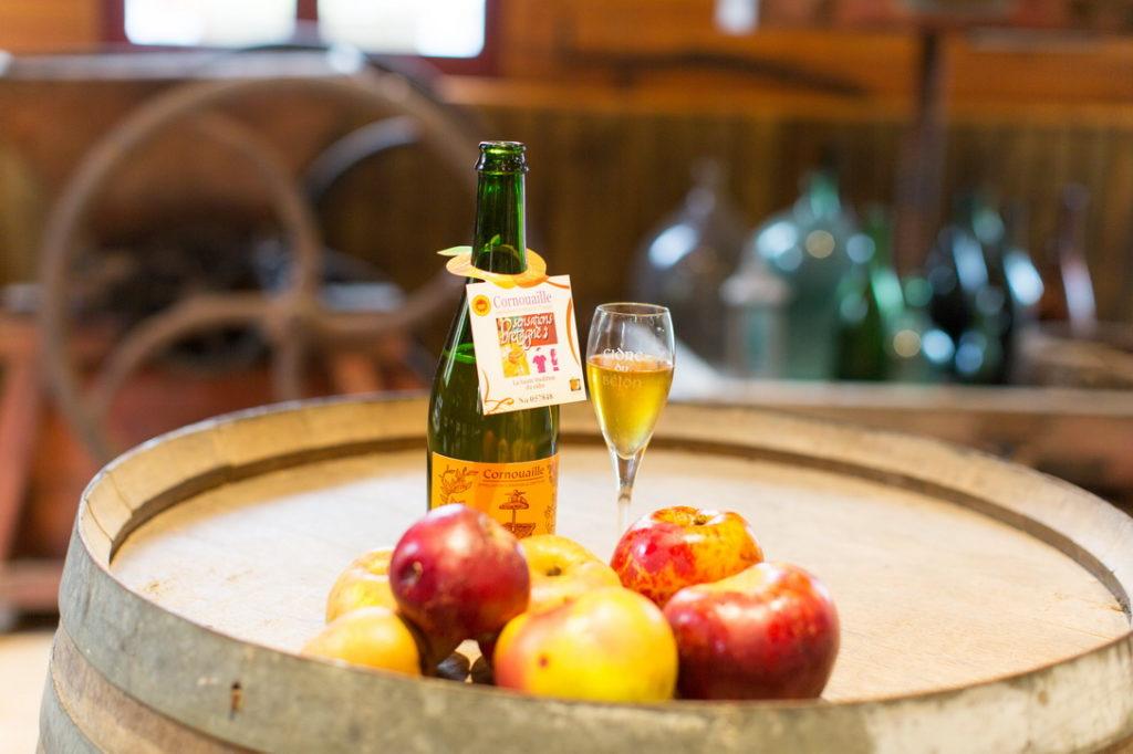 Что попробовать в Бретани из напитков - Cornouaille