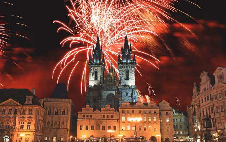 Праздники Чехии: как отмечают Новый год