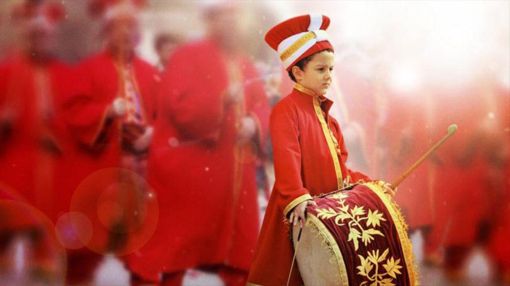 Государственные праздники Турции - День детей