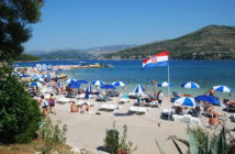 Пляж Копакабана, Дубровник — отели и развлечения