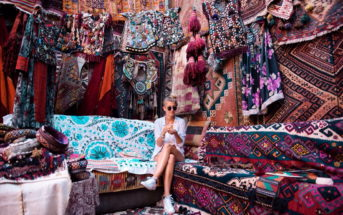 Как купить ковер в Турции