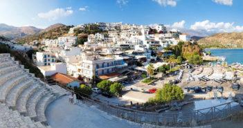 Агиа Галини, о. Крит (Греция) — что посмотреть, где остановиться