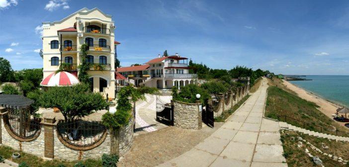 Гостиница Приморский Дворик (Приморский, Крым)