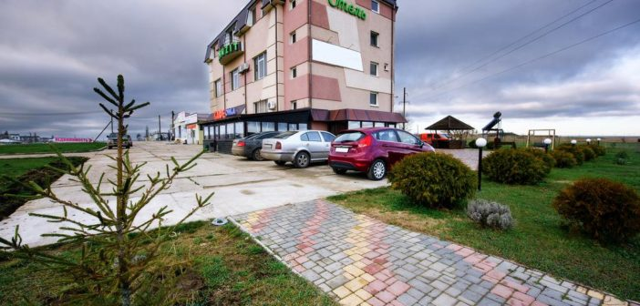 Гостиница Транзит (Приморский, Крым)