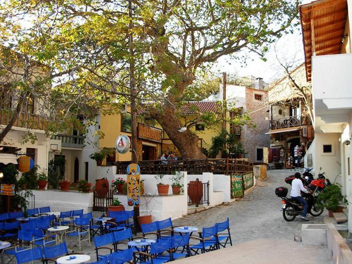 Экскурсия в Спили (Крит, Греция)