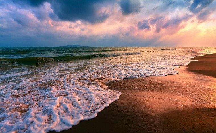 Отдых в Межводном - отели и пляжи