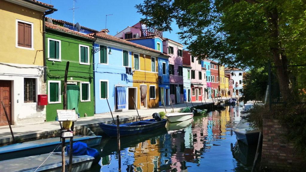 Однодневные экскурсии из Венеции - остров Бурано