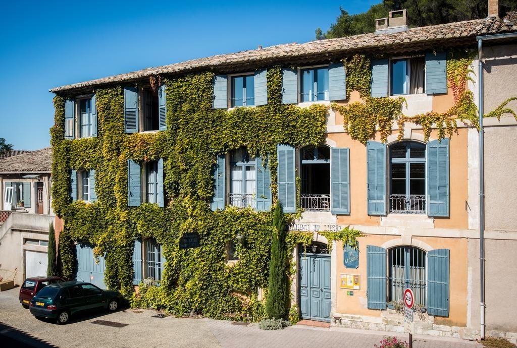 Где остановиться в Провансе - отель Au Ralenti du Lierre
