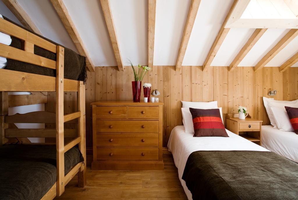 Где остановиться в Аржантьере - Yeti Lodge Chalets (Шамони, Франция)