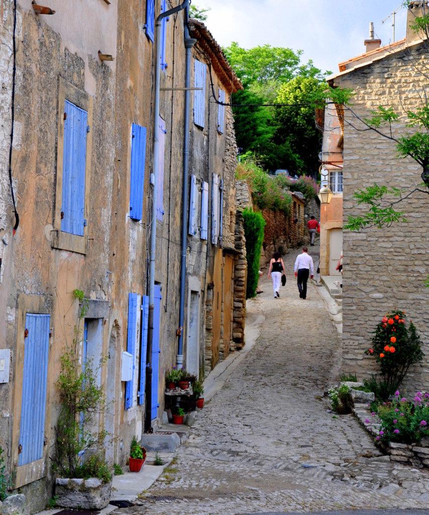Улицы города (Горд, Франция) Деревня Горд Деревня Горд, Прованс gord france 1 853x1024