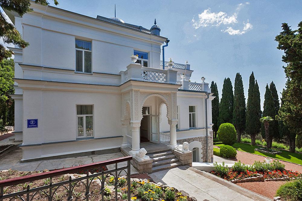 Забронировать номер в санатории Мелас, Крым