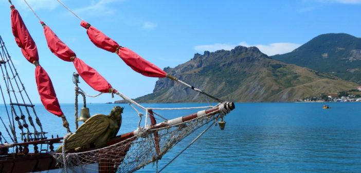 Экскурсия «Морская прогулка вдоль Кара-Дага» (фото и отзывы)
