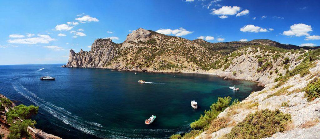 Новый Свет - как добраться и где остановиться, Крым
