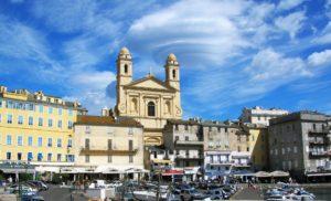 Достопримечательности Бастии: церковь Святой Марии