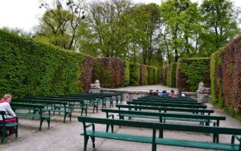 Парк Франца-Йозефа, Зальцбург — где находится, как добраться
