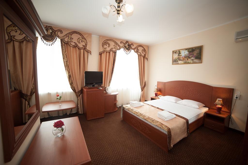 Отели в центре Коктебеля: гостиница Ас-Эль